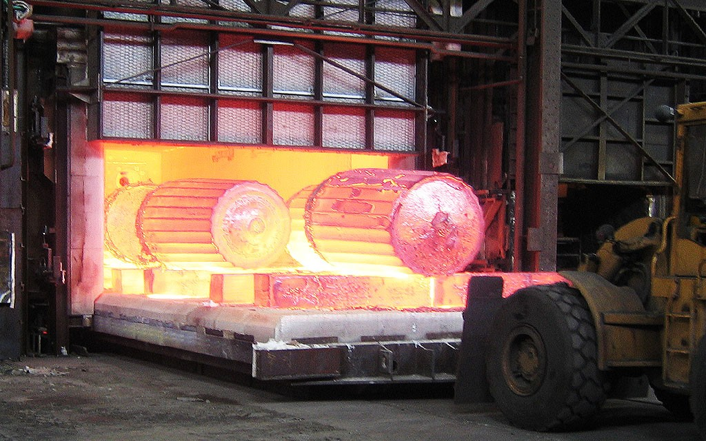 Wire Coil Annealing Furnace 300t Capacity Pwht Furnace